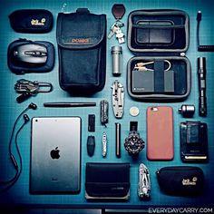 Everyday Carry - M/Paris, France/Graphic Designer - My Everyday Carry