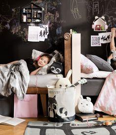 Gedeelde meidenkamer | H&M