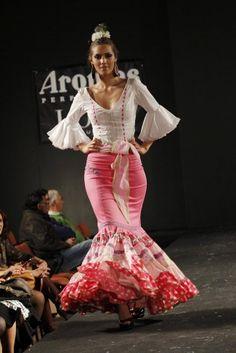 Traje de Flamenca - Arte-y-Compas - SIMAR-2012-