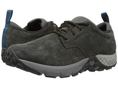 11ccd597ba45 For out-of-the-box comfort you can t go wrong with the easy style of the  Merrell Jungle Lace AC shoe. Pig suede leather upper. Lace-up closure.