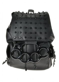 Vixxsin Backstreet Bag | Attitude Clothing