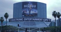 Electronic Entertainment Expo (E3) Los Angeles.