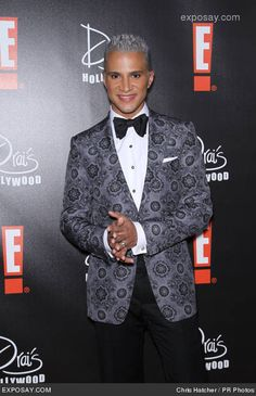 """Jay Manuel digs the """"Doodle of the Day"""" fashion. http://www.facebook.com/RightMindDesignDoodleoftheDay"""