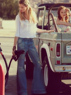 Get the look for a road trip!