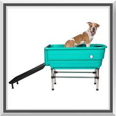 12 best pet grooming tubs images bathtubs dog tub flying pig rh pinterest com