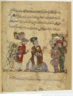 Bibliothèque nationale de France, Département des manuscrits, Arabe 6094 181v
