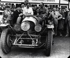 1929 : Woolf Barnato şi Tim Birkin - Bentley Speed Six