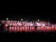 5th Grade - The Storm (Bucket Drumming #2) - YouTube