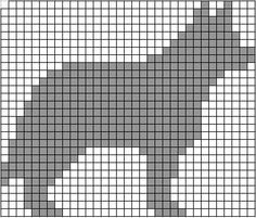 Knitting Pattern Dog Motif : 1000+ images about Knit Motifs on Pinterest Fair Isles, Charts and Fair Isl...
