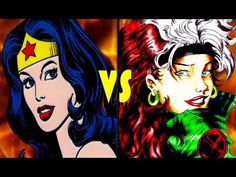 Wonder Woman VS Rogue *DeathMatch* - YouTube