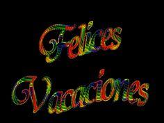 Imagenes para publicar: Gifs de Felices vacaciones