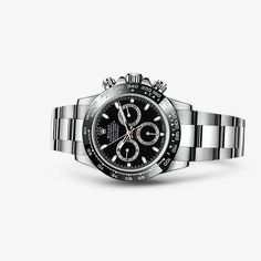 Discover the Cosmograph Daytona watch in 18 ct white gold on the Official Rolex Website. Amazing Watches, Beautiful Watches, Cool Watches, Rolex Cosmograph Daytona, Rolex Daytona, Luxury Watches, Rolex Watches, Daytona Watch, New Rolex