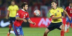 Auspicioso debut del volante cundinamarqués en la Selección Colombia.
