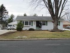 Well kept 4 bedroom ranch with private back yard. Breakfast bar in kitchen. Master bedroom with 1/2 bathroom. Large 24′x24′ 2+ car garage with LP tanks and exhaust stack for heater. New furnace, A/C, and water heater. Short walk to UW-Rock County. Great find! Short Sale.