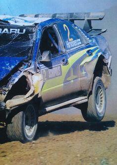 Subaru Impresa Wrc
