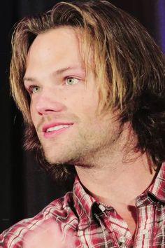 I thought I had a justifiable reason to pin this but I don't so here have this picture of Jared