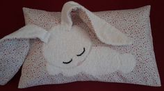 View details for the project Baby bunny pillow on BurdaStyle.