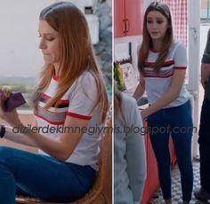 Medcezir - Mira (Serenay Sarıkaya), Topshop T-shirt
