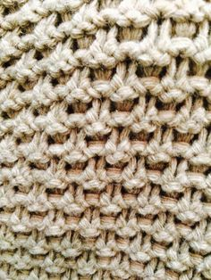 Who can help me how knit this?
