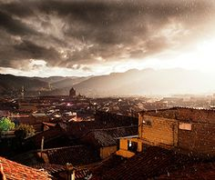 Storm Photos Around the World: Cuzco