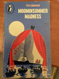 Another childhood favourite Tove Jansson, Moomin, Childhood, Illustrations, Reading, Tattoos, Cover, Books, Art