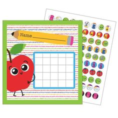 School Tools Mini Incentive Charts, CD148032