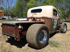 Chevrolet : Other Pickups Rat Rod, Hot Rod 1938 Chevy Truck Rat Rod, Hot Rod - http://www.legendaryfind.com/carsforsale/chevrolet-other-pickups-rat-rod-hot-rod-1938-chevy-truck-rat-rod-hot-rod/