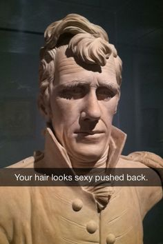 "Will you please tell him? | Community Post: ""Mean Girls"" Art History Snapchats Are Grool"