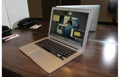 Apple MacBook Air Giveaway  #Giveaway via #AuhYes - Hurry & Enter