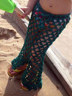 Ravelry: A Little Mermaid Skirt pattern by Crochet Kitten Mermaid Skirt Pattern, Mermaid Tail Skirt, Skirt Pattern Free, Free Pattern, Crochet Toddler, Crochet Girls, Crochet For Kids, Crochet Baby, Little Mermaid Crochet