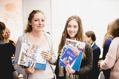 Ein paar glückliche Gewinnerinnen! Auf dem Infotag Medizinstudium konnten die Teilnehmer unter anderen auch einige Medi-Learn Skripte für die Vorklinik gewinnen. Herzlichen Glückwunsch!  http://planz-studienberatung.de/fachbuchverlosung-am-infotag-medizinstudium-in-muenster-26-09-15