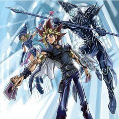 Pharaoh and his loyal magicians Yu Gi Oh, Anime Comics, Chica Anime Manga, Anime Art, Mago Anime, Otaku, Geeks, Yugioh Monsters, Yugioh Yami