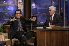 Josh Gad (7/30/13) #TonightShow