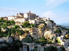 Les Baux De Provence is one of the most beautiful villages in France! Description from dreamingofthecontinent.blogspot.com. I searched for this on bing.com/images
