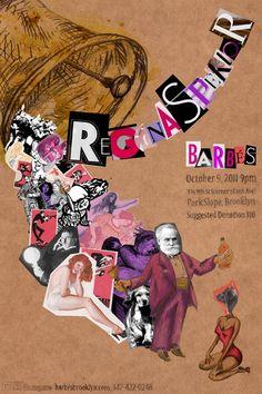 Regina spektor music gig posters | Concert Posters on Behance