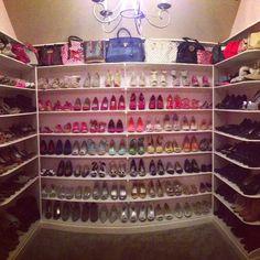 1000 Images About Home Shoe Closets On Pinterest Shoe
