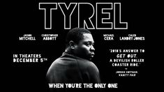 Tyrel - Official Trailer with Jason Mitchell, Christopher Abbott, Michael Cera, & Caleb Landry Jones Comedy Movies, Hd Movies, Jason Mitchell, Christopher Abbott, Michael Cera, Latest Movie Trailers, Roller Coaster Ride, Upcoming Movies, Great Movies