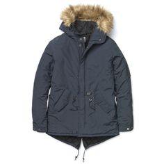 Carhartt WIP Marshall Parka http://shop.carhartt-wip.com:80/es/men/jackets/I019297/marshall-parka