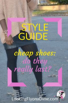 How Long Do Cheap Shoes Really Last?