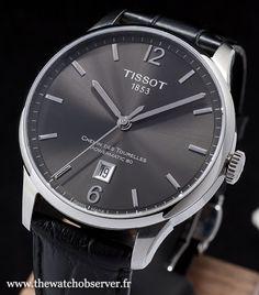 tissot powermatic 80 calibre cosc pour 80 heures de r serve de marche montre watch. Black Bedroom Furniture Sets. Home Design Ideas