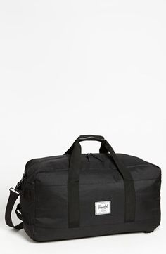 LOVE Herschel Supply Co. 'Outfitter' Men's Duffel Bag available at #Nordstrom