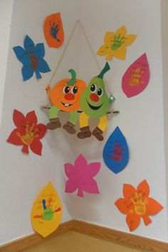 Autumn Activities, Craft Activities, Preschool Crafts, Crafts For Kids, Diy And Crafts, Arts And Crafts, Paper Crafts, Diy Paper, Board Decoration