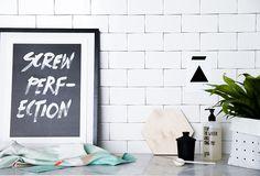 #ScrewPerfection // De leukste producten online: The Minimalist webshop Roomed | roomed.nl