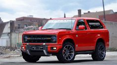 It's Official, the Ford Bronco is Coming Back in 2018.