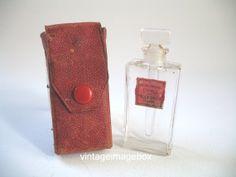 MOLYNEUX Le Numero Cinq miniatura botella por VintageImageBox, £14.95