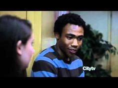 """One of my favorite scenes from Community: """"You expect everybody to be better than who they are."""""""
