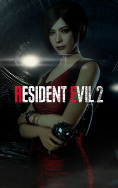 Resident Evil Girl, Resident Evil 3 Remake, First Person Shooter Games, Third Person Shooter, Ada Wong, Saga, Mileena, Jill Valentine, Live Action Film