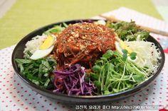 김진옥 요리가 좋다 :: 5월 가정의 달~ 집안행사에 올리면 좋은 상큼한 요리4가지