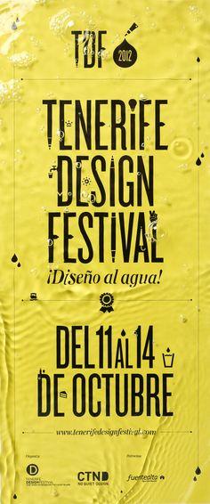 Tenerife Design Festival, Lo Siento Studio, Barcelona.