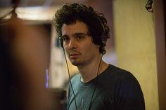 Damien Chazelle, director of #TIFF14 Special Presentation WHIPLASH